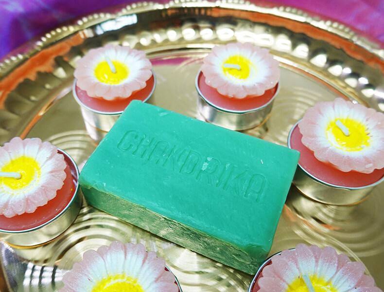 【限定セール】チャンドリカ石鹸を160円にて販売中!